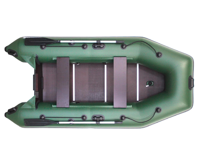 моторно гребная лодка аква 2900 с