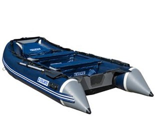 надувная лодка пвх solano universal sd385