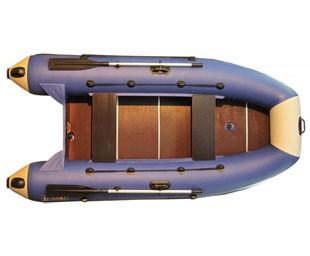 маленькая лодка пвх с килем