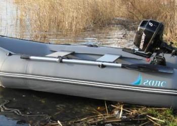 лодка галс 290