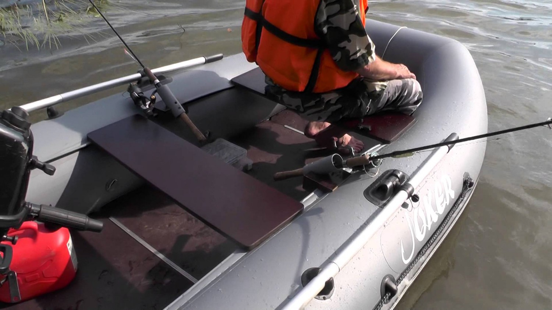 Как сделать лодочный электромотор своими руками. - Рыбалка 3