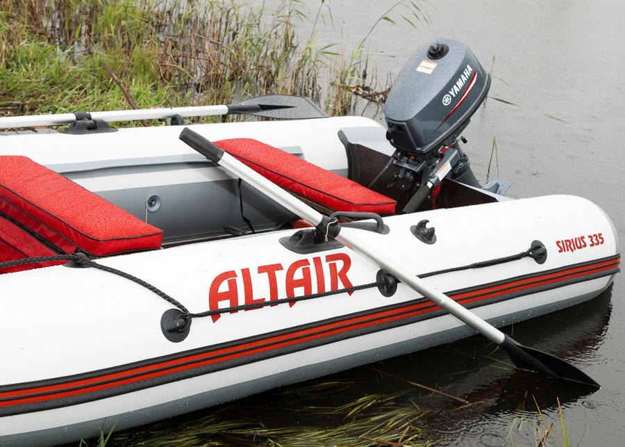производитель лодок пвх альтаир