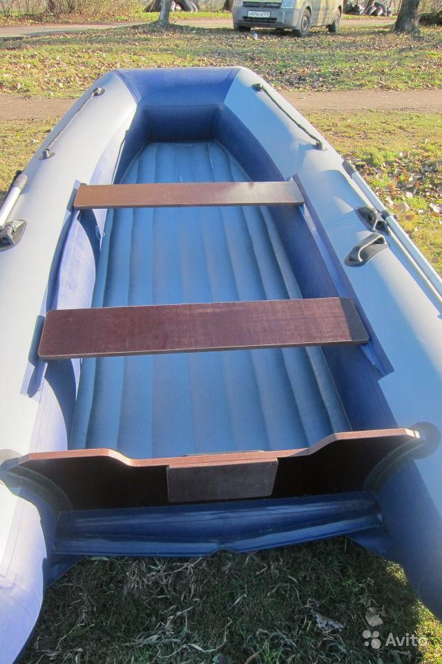 лодки пвх с надувным днищем купить