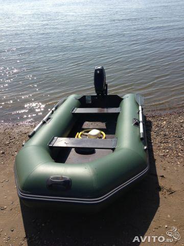 купить лодку пвх аква 2800 в тюмени