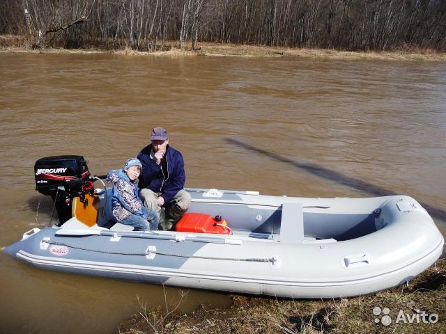 Надувная лодка badger fishing line обзор