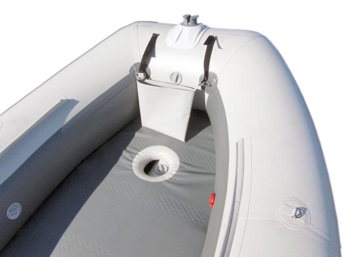 Пайол для лодки badger