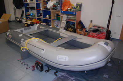 лодка баджер fl360w цена