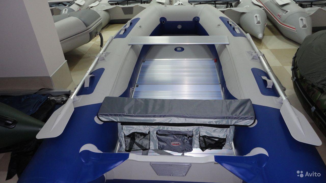 лодка хеви дьюти 370