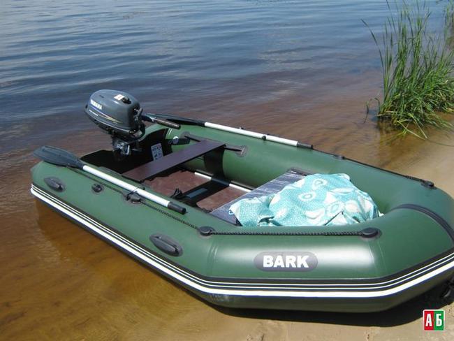bark bt 310 пвх лодка