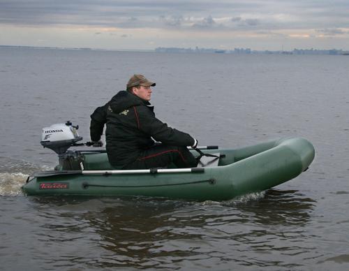 лодки тайга официальный