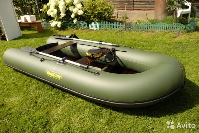 дополнительные опции для надувных лодок