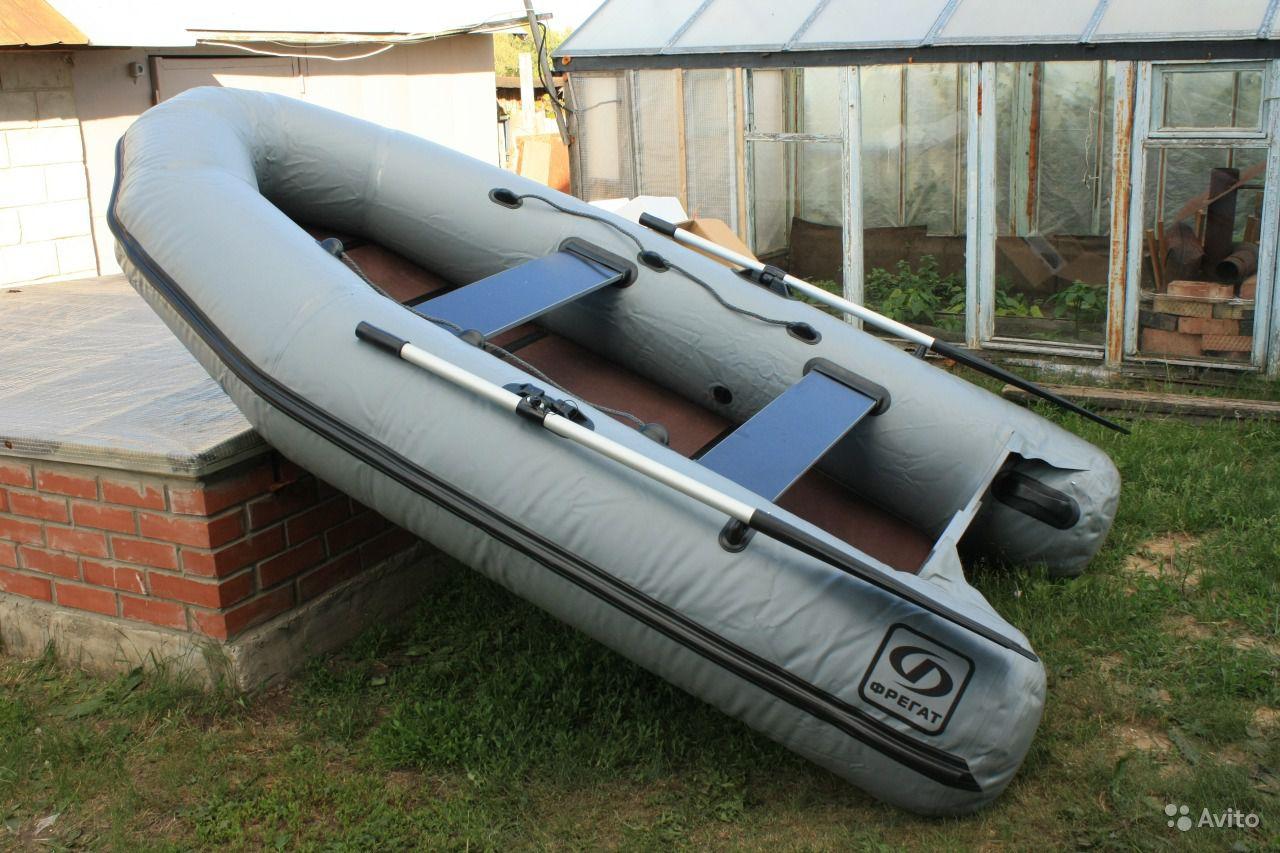 Надувная лодка пвх фрегат 290 pro