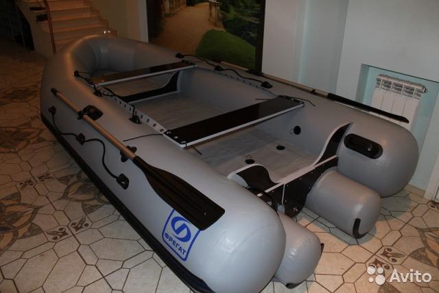 Продажа пвх лодки бу купить на авито