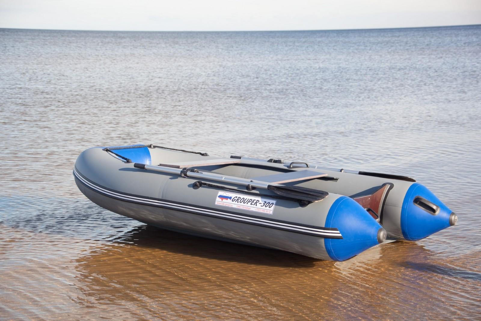 купить лодку групер в минске