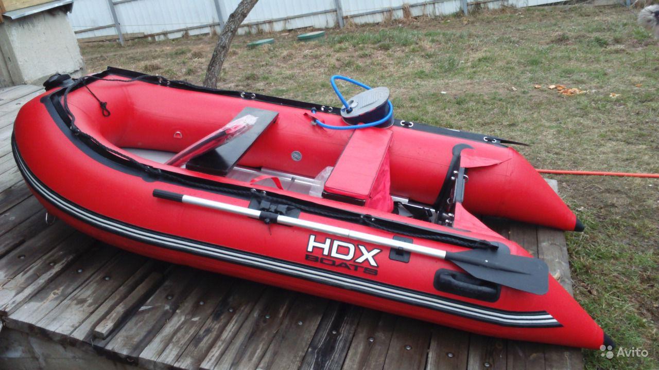 лодка пвх hdx 300 airmat