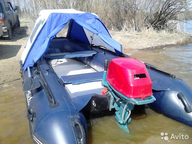 лодка пвх hdx 430 цена