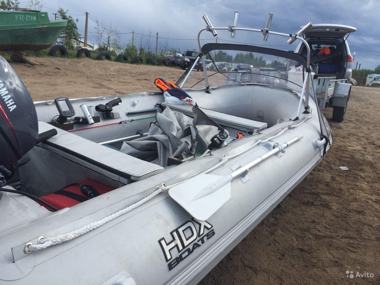 Лодка HDX