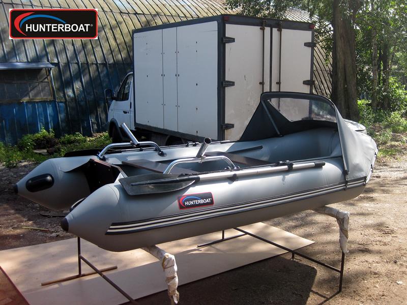 лодки хантер на садоводе