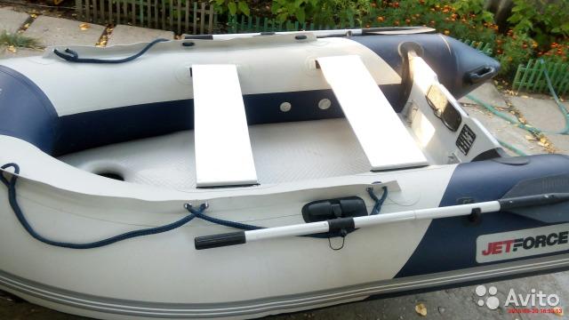 купить лодку джет форс