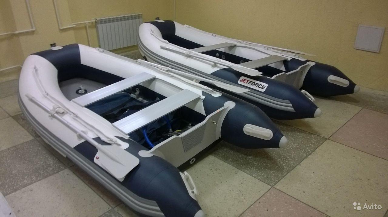 jet force лодка