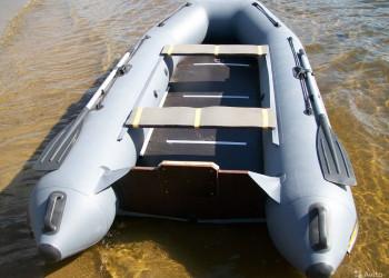 надувная лодка пвх marlin 340slk