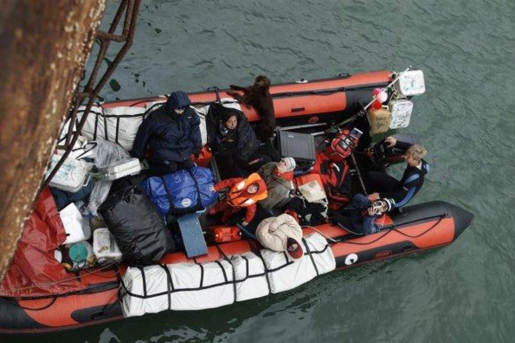 сплав по реке на лодке пвх с мотором