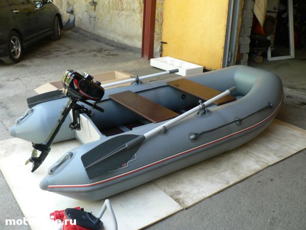 купить лодку кайман с мотором