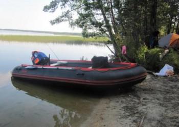 лодка кмд 430