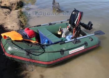 лодка ниссамаран 230 муссон