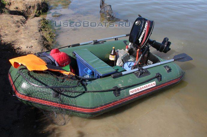 надувная лодка nissamaran 230 купить