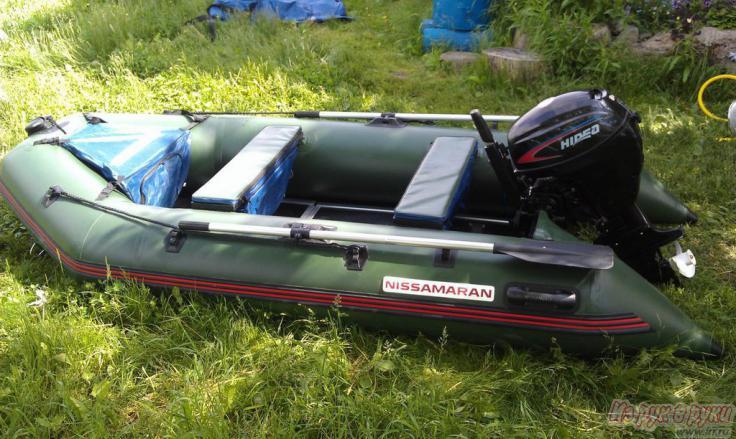 лодки ниссамаран на авито