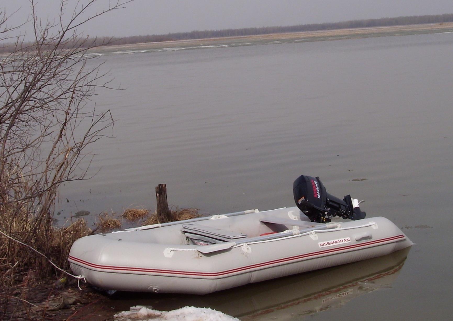 купить лодку ниссамаран в новосибирске