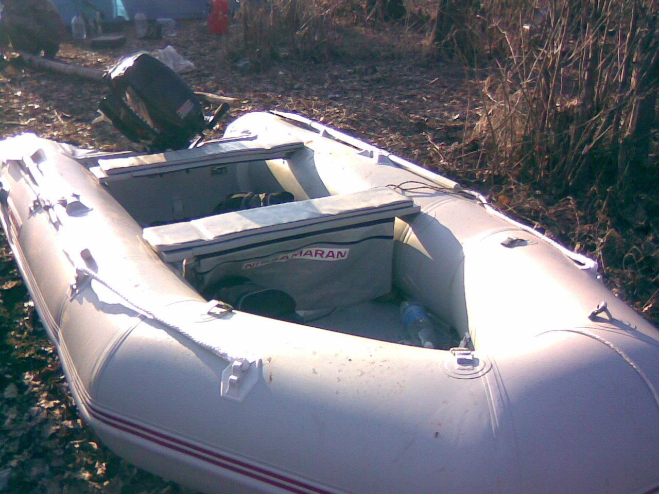 лодка ниссамаран 320 муссон