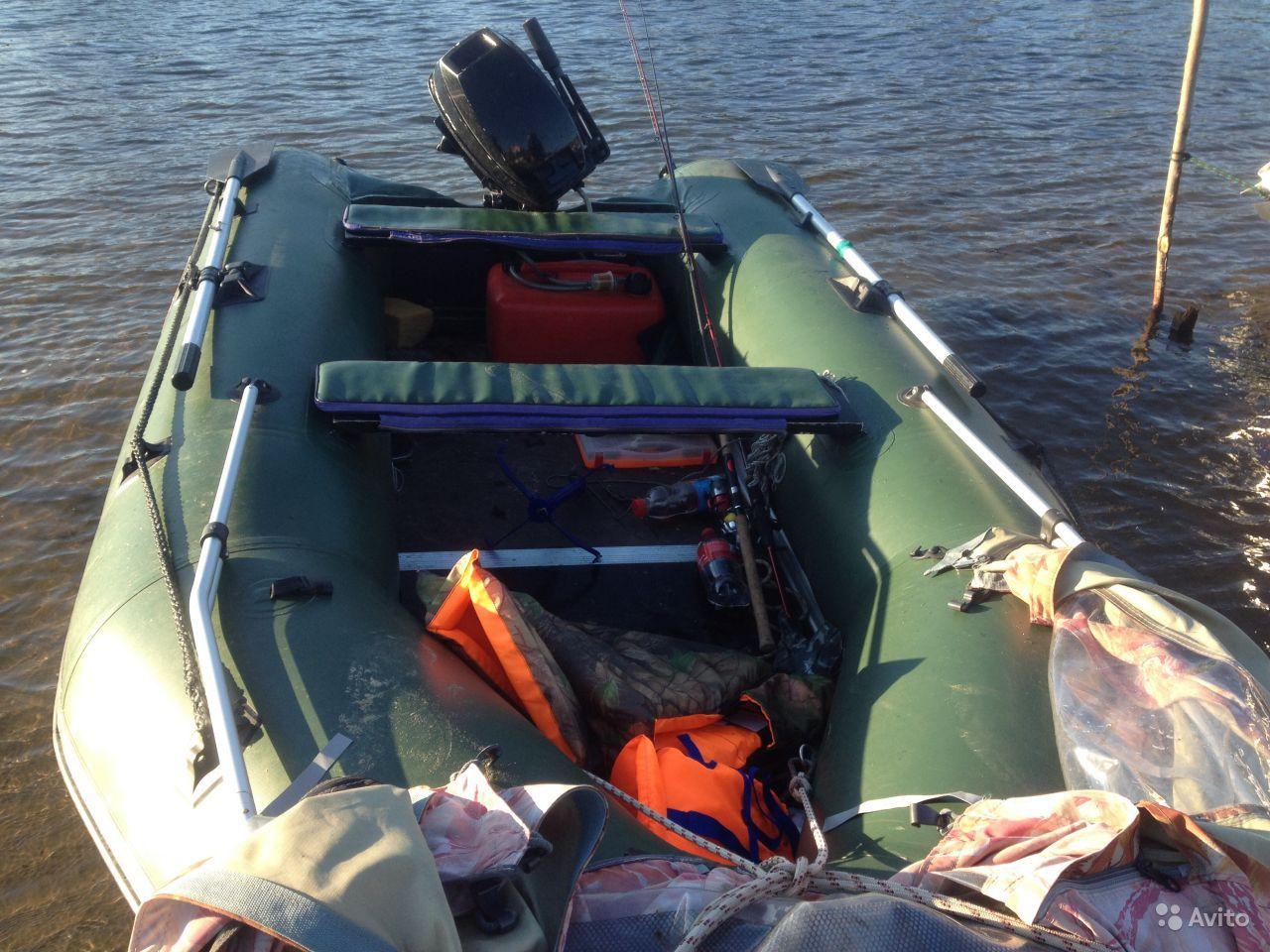 комплектация лодки ниссамаран