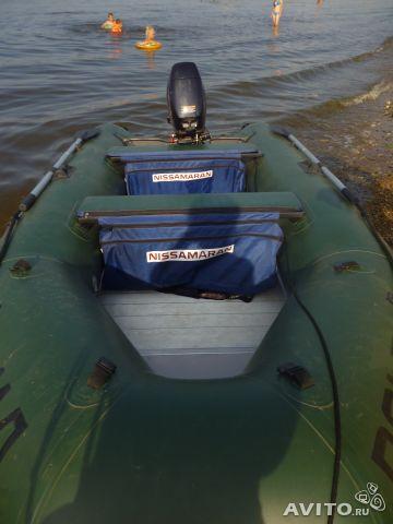 купить лодка nissamaran tornado 380