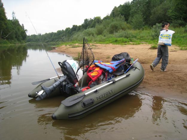 купить лодку с мотором бу в вольске