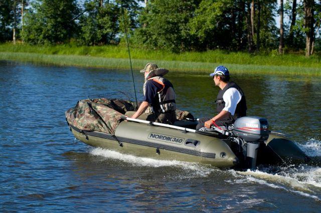 купить лодку пвх нордик в москве