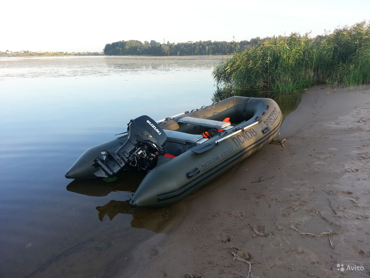 Nordic лодки пвх купить