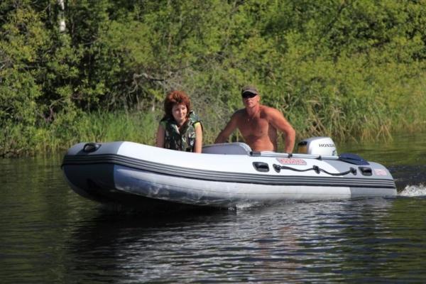 лодка касатка от посейдона