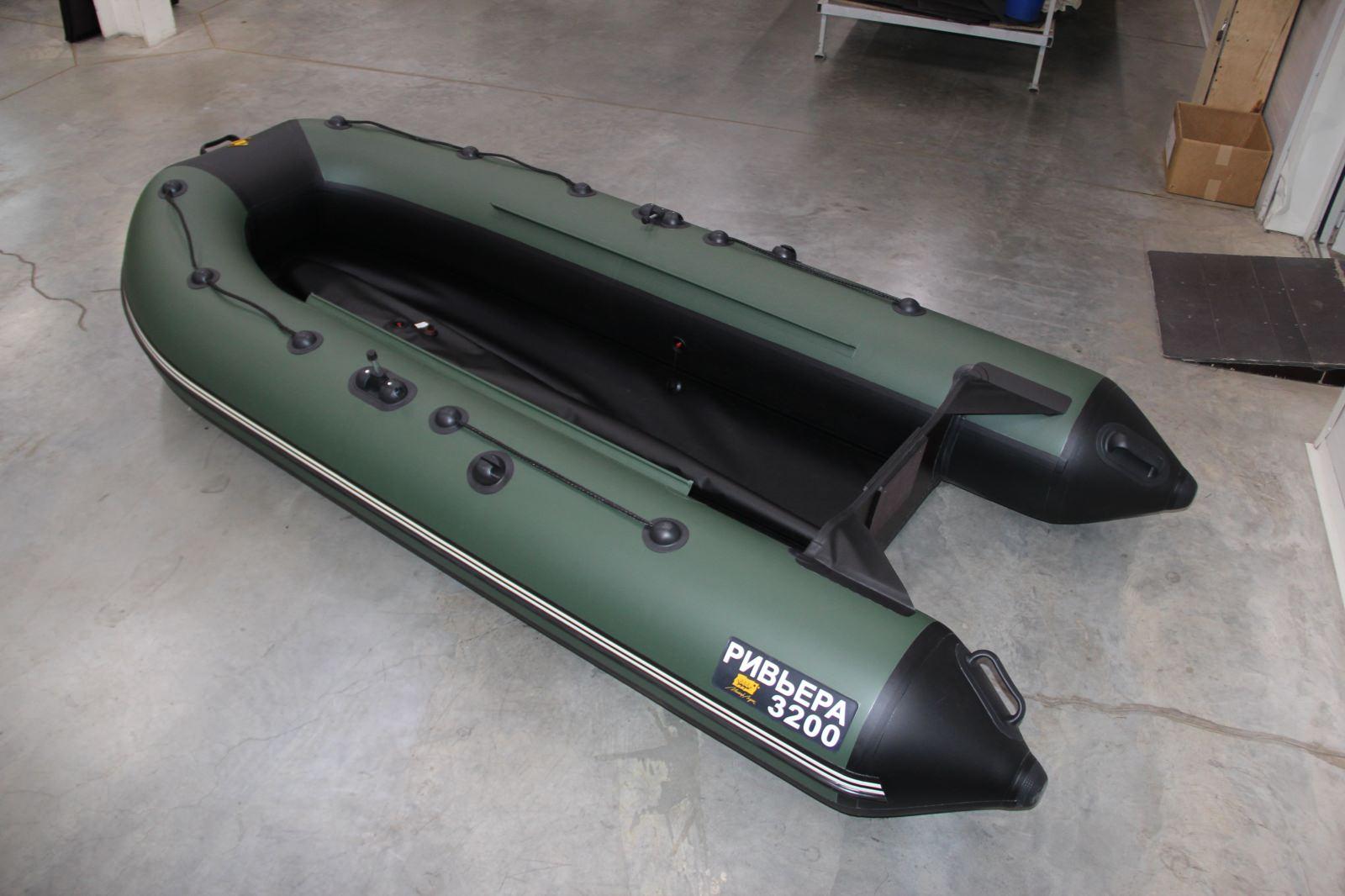 лодка ривьера 3200 ск в самаре