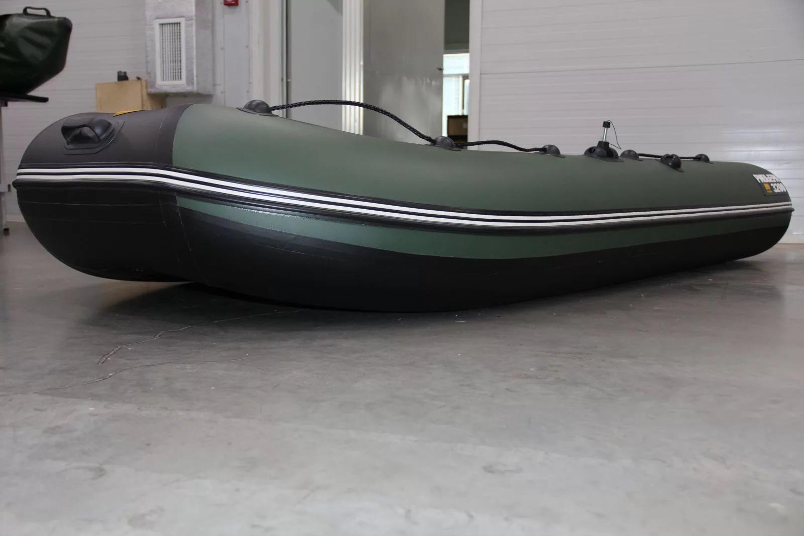 Купить надувную лодку ПВХ Ривьера