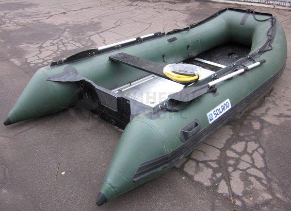 лодка солано цена