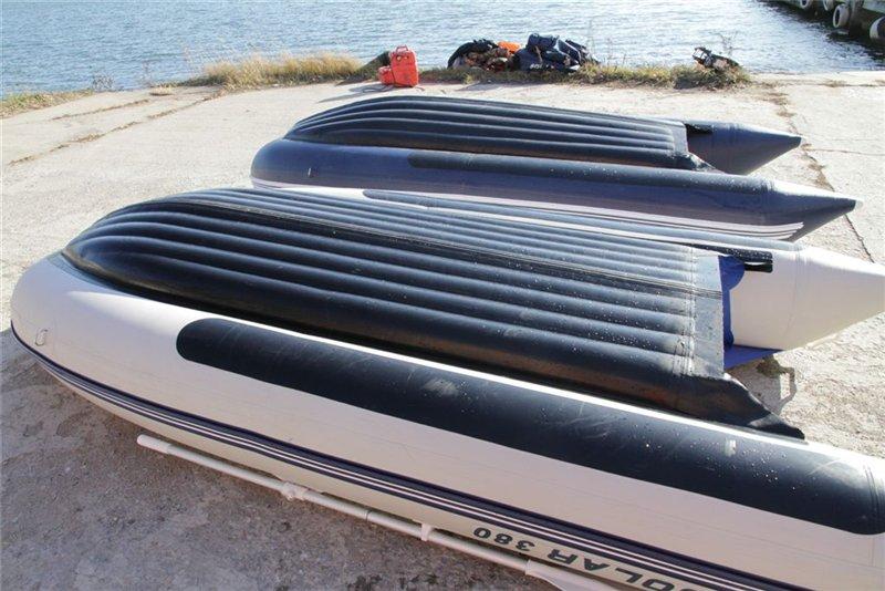 дром лодки солар