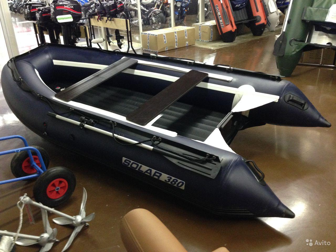 лодки солар видео производство