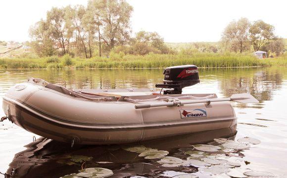 лодка пвх suzumar 265 ibk купить