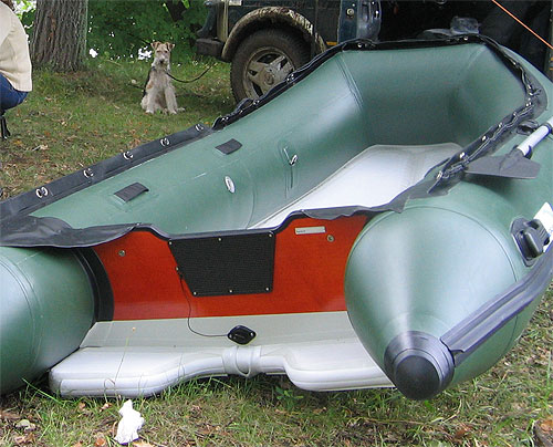интерцептор для лодок пвх