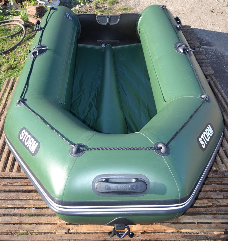 купить лодку storm st240c купить