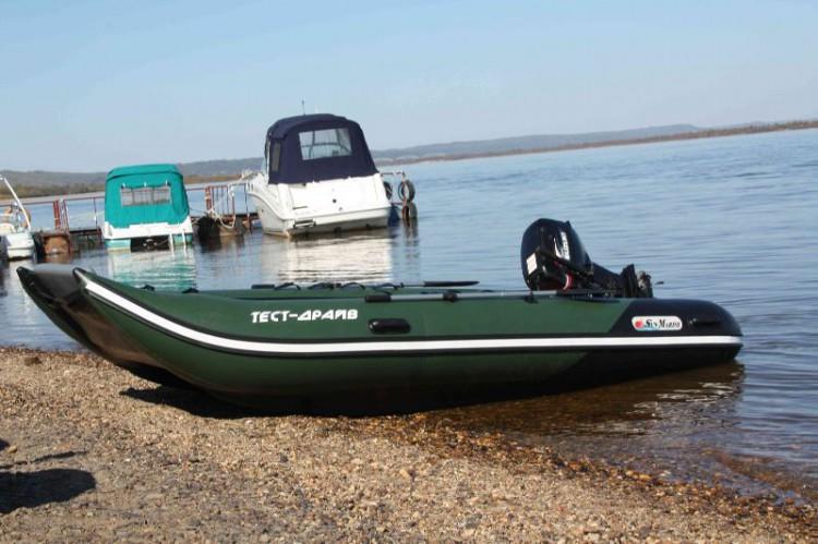 лодка sn marine 360