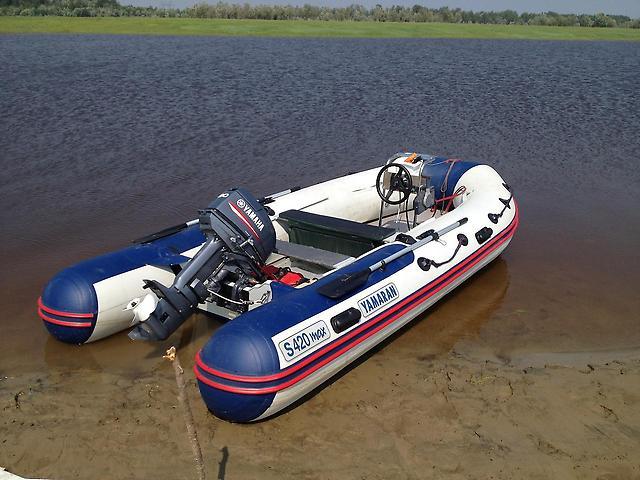 резиновые лодки под мотор ямаран